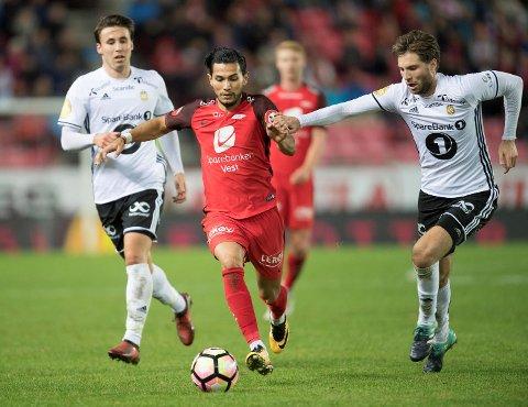Deyver Vega og Brann tapte mot Rosenborg, men BA-tipper Jan Gunnar Kolstad likte angrepsviljen de endelig viste, og vil ha mer av det samme mot Haugesund lørdag.