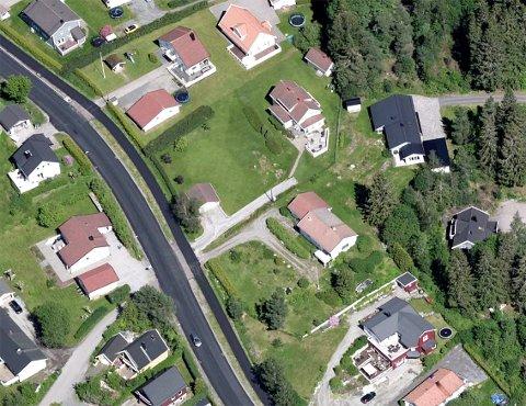 Utvalg for teknikk og utvikling liker ikke rådmannens forslag om lavblokker i dette området nederst i Ødegårdsveien på Flateby. Utvalget mener det fortsatt bør være småhusbebyggelse der.
