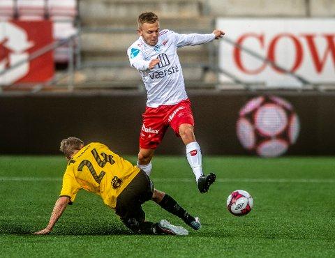 FFK-Moss 0-1. Stian Stray Molde