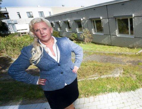 DET VÅRES FOR VIK: Anita Vik har fått ny jobb som rådgiver sentralt i Frp, og skal betjene Agder fylke.