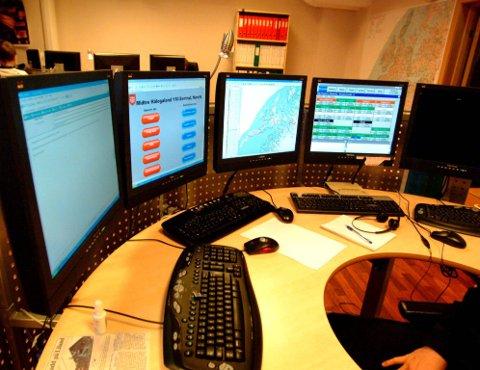 SENTRAL: DSB vil at kommuner i Sør-Troms skal flyttes fra 110-sentralen i Bodø til Tromsø, men kommunene nekter. De ser helst at det blir bare en 110-sentral i landsdelen.Arkivfoto