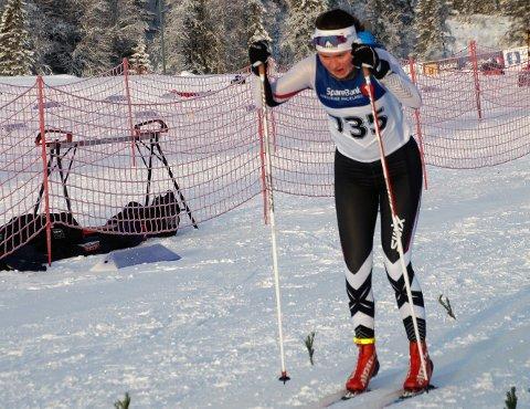 NUMMER 53: Nora Meli fra Svea skilag.