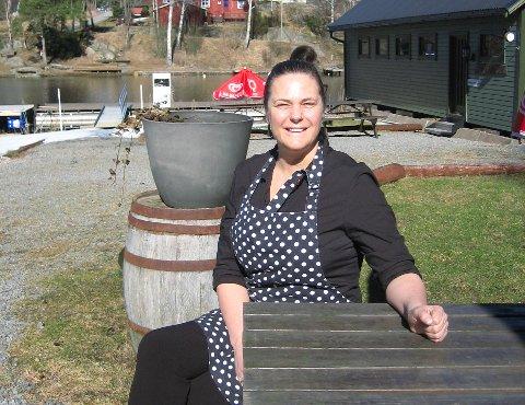 FARMEN: Belinda Kilcline Abbott venter en god sesong ved Grensestua som følge av Farmen.