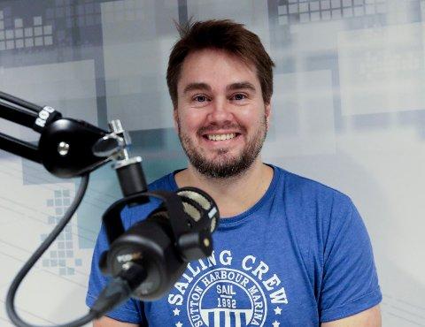 UKENS FRELST-GJEST: FKH-blogger Johannes Dale Husebø.