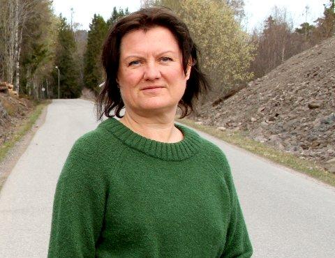 MANGLER TILLIT: Camilla Hyllseth har ikke full tillit til at helsevesenet tar situasjonen til sykdomsrammede på alvor.