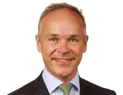Finansminister Jan Tore Sanner (H). (Pressefoto).