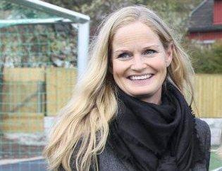 POSITIv: Vivi Becker, nestleder i Spa/Bra.
