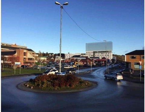AVVISTE KLAGER: Forvaltningsutvalget avviser klager på nytt hotell på Leknes.