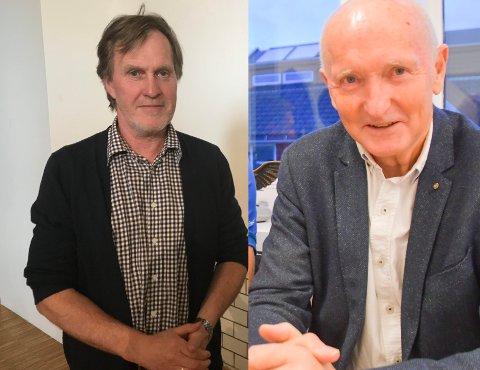Kurt Atle Hansen (SV) og Søren Fredrik Voie (H) hadde tenkt på den samme ideen.