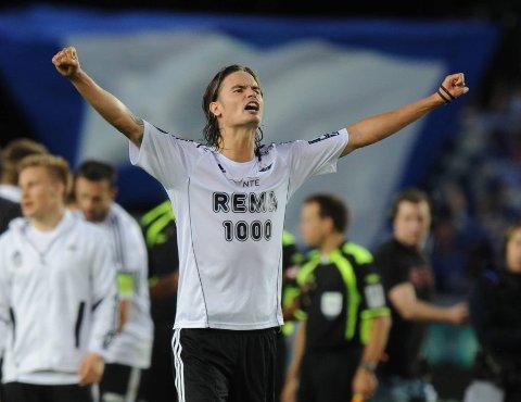 Mikael Lustig er en av de som havner på tiårets RBK-lag. Foto: Ned Alley / Scanpix