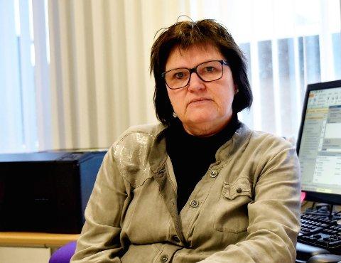 Vaksinekoordinator i Sel Anne Enkerud Lien.