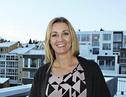 FORESLÅTT: Anne Berit Figenschau er foreslått som 1. visepresident for Norges Idrettsforbund av Troms Idrettskrets.