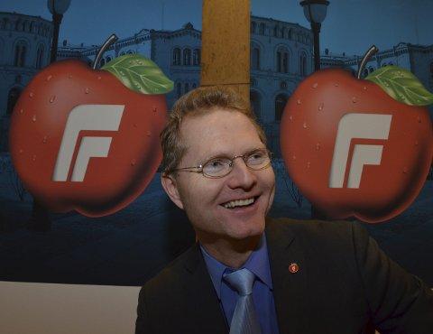 UTE: Tor Andre Johnsen satser på Sylvi Listhaug-effekten for å bli gjenvalgt på Stortinget. Nå er han ute.
