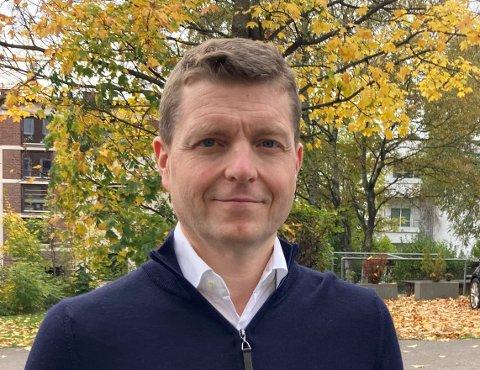 Kristian Munthe har ansvaret for å forbedre systemene i NAV. – Mye i systemene gjør det vanskelig for de NAV-ansatte å gjøre den gode jobben de ønsker å gjøre, sier han til RB.