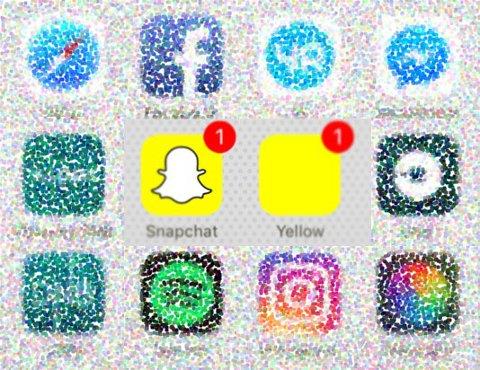 Nå kan ungdom fra 13 til 18 år bruke appen Yellow for å skaffe seg flere venner på Snapchat. Samtidig har brukere i alle aldere anledning til å ta kontakt med ungdommer som har en Yellow-profil.