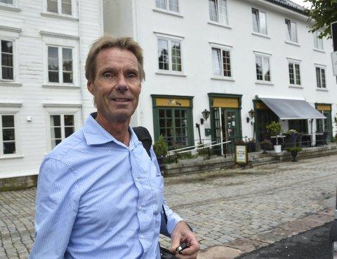 Tapte i retten: Tidligere hotelldriver Stein Matre kom ingen vei med erstatningskravet etter at hotellet ble stengt. Arkivfoto