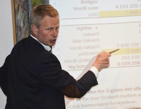 Ønsker ryddighet: Knut Aall, som sannsynligvis blir Xtra-listas ordførerkandidat, ønsker at kommunale saksbehandlere skal loggføre alle skriftlige og muntlige innspill til saker, enten det er fra politikere eller andre.Arkivfoto
