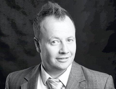 BRA START: – Vi har fylt opp de to øverste etasjene allerede, forteller eier og daglig leder i GN Power AS, Glenn Nøstdahl.