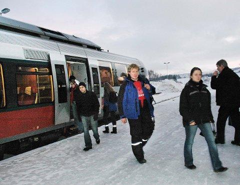 Bytrikk: Saltenpendelen er ikke lenger et tog – den er blitt en bytrikk.