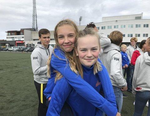 Bidragsyter: NTG Bodø ser på våre skoler som en viktig bidragsyter, og tar vår samfunnsrolle på alvor da vi ønsker å skape gode holdninger og glede rundt det å drive fysisk aktivitet. Foto: NTG