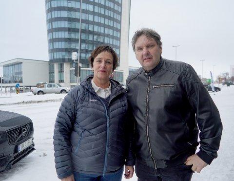 Widerøe: Vi vil oppfordre Jonny Finstad og Margunn Ebbesen til å gå i dialog med bedrifter som Widerøe i stedet for å angripe dem. Arkivfoto