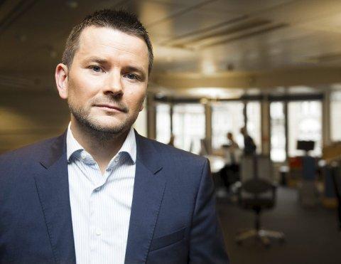 Øyulf Hjertenes, BT-redaktør.