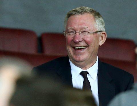 Tidligere Manchester United-manager Alex Ferguson har fått en sønn som har tatt opp arven etter ham som fotballmanager.