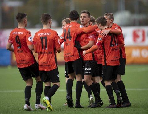 Åsane skal spille kvalifisering til eliteserien.