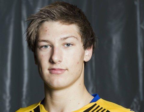 Harald Reinkind ble tidlig tatt inn i Fyllingens A-tropp. Her er bildet fra 2009/10-sesongen da han bare var 17 år gammel. Nå er han 28 år og vinner av mesterligaen i håndball med Kiel.
