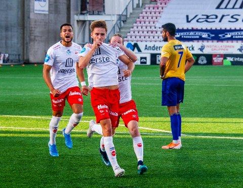 SKAL SI SIN MENING: Tomas Lopez Borgersen & Co. skal si sin mening om FFKs sesong. Til det arbeidet hentes det inn folk utenfor klubben.