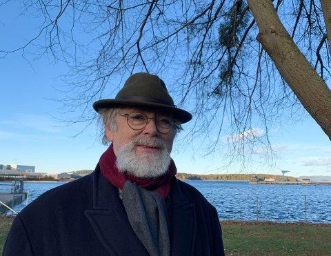 VIKTIG: Svein Johan Lindstad mener det er viktig å ivareta alle stedene i kommunen vår, ikke bare Horten sentrum.
