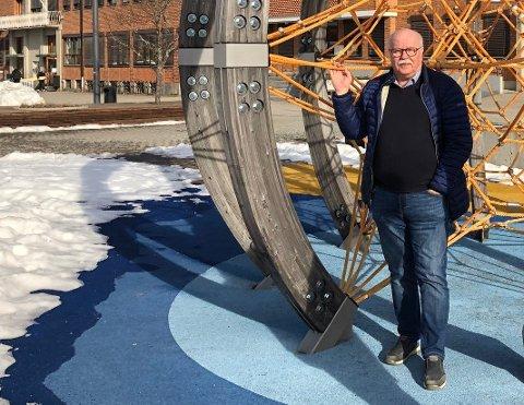 VIL HJELPE BARN OG UNGE: Enhetsleder Stig Fonås i Kongsvinger kommune varsler økt forebyggende innsats for å hjelpe barn og unge gjennom en vanskelig tid med redusert aktivitetstilbud og økt følelse av sosial isolasjon.