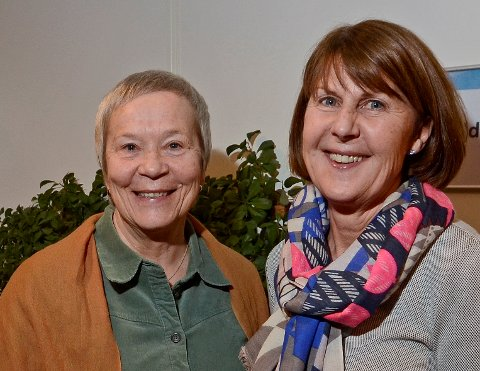 Høgskolerektorene Kathrine Skretting (HiL) og Anna L. Ottosen (Høgskolen i Hedmark) utreder en mulig fusjon. Nå får de penger fra Kunnskapsdepartementet.