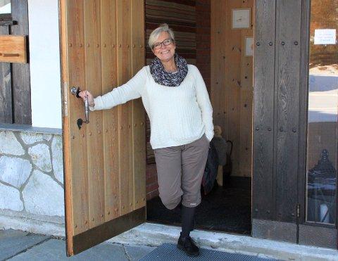 Elisabeth Winther blir nytt vertskap på Øigardseter fjellstue.