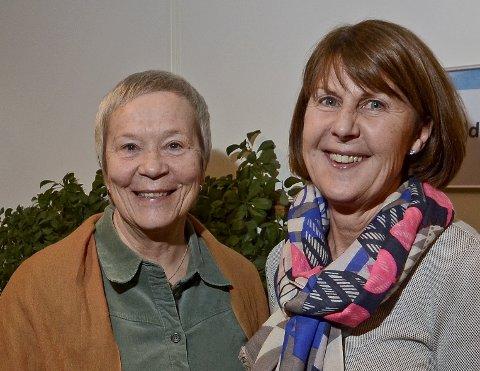 NEDERLAG: Rektor Kathrine Skretting og viserektor Anna L. Ottesen mislykkes i å etablere et universitet.