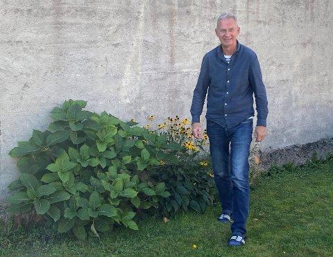 Harald Bigseth er glad i tilværelsen sin. Sånn har det ikke alltid vært, veien frem har vært lang.