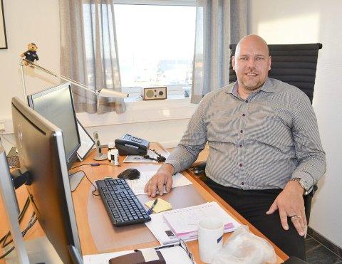 UNGDOMSOMSORG: Hans-Jacob Bønå vil gi folk en ny sjanse, etter å ha tabbet seg ut i ungdommen.
