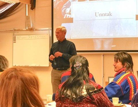 HOLDT INNLEGG: Vidar Lindefjeld er rådgiver i  La Naturen Leve. Han mener at Norge har gjort sitt bidrag for grønnenergi og at vindkraftverk dermed ikke er nødvendig.   Foto: Leif Gøran Wasskog