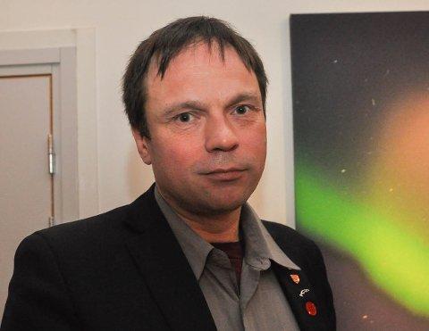 FOR STRENGT: Tanaordfører Frank Martin Ingilæ mener fylkesmannen overkjører det lokale skjønnet.