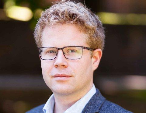 NY NÆRINGSSJEF: John-Erik Rørheim gleder seg til sin nye jobb som næringssjef i Klepp.