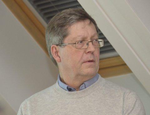 For alle: Næringsforeningen arbeider for alles interesser, sa styreleder Jan Petter Abrahamsen.