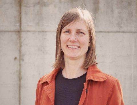 NY: Marie Aaberge fra Oslo er Vågan kommunes ferskeste arealplanlegger. Hun begynner i jobben 10. mai.