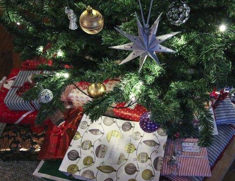 Henstilling: La barna få nyte det gode med julen og slippe en type adferd som kan karakteriseres som voldelig.
