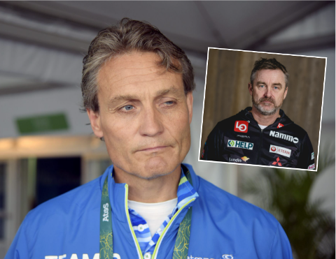 FERDIG: Mika Kojonkoski får ikke lenger lede utøverne han har trent siden 2018. Det forstår Clas Brede Bråthen lite av.