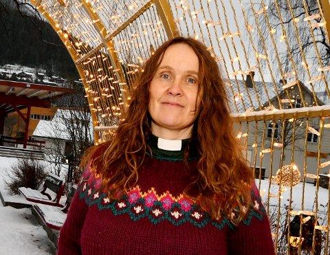 Astrid Marie Sæther er diakon i Sel.