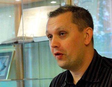NY MÅLSELV-ORDFØRER: Bengt Magne Luneng (Sp).