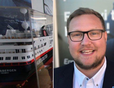 KRITISK TIL AP OG SV: Høyres gruppeleder Erlend Svardal Bøe.