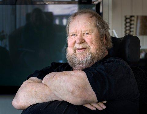 Trekkspillegenden Harry Andersen fra Toten døde 28. januar. Han ble 72 år gammel.