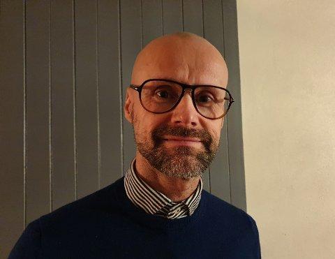 NY SJEF: Richard Rybakken Dahl (48) er ansatt som ny barnehagesjef i Gjøvik.