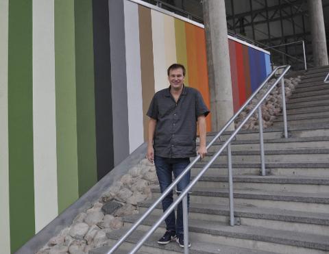 TOK INITIATIVET: – Jeg ønsker å ta vekk usikkerheten, sier kulturhussjef Andreas Gilhuus.